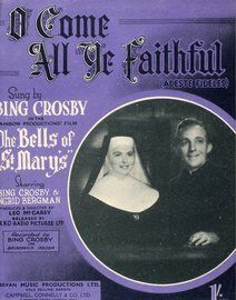 O Come All Ye Faithful (Adeste Fideles) - Featuring Bing Crosby and Ingrid Bergman in \