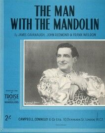 The Man With The Mandolin - Song Featuring Troise as his signature tune