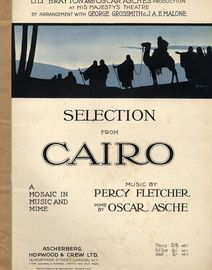 Cairo - A Mosaic in Music and Mime - Piano Selection