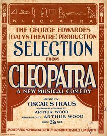 Cleopatra Selection for Piano