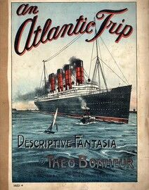An Atlantic Trip - Descriptive Fantasia for Piano