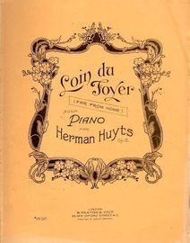 Loin du Foyer (Far from Home) - Pour Piano - Op. 15 - Paxton edition No. 1602