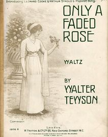 Only a faded Rose - Waltz