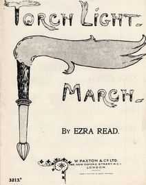 Torch Light March - Paxton Edition No. 3213