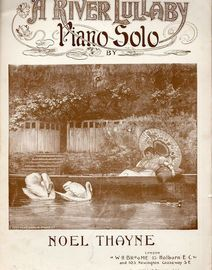 A River Lullaby - Piano Solo - Broome edition No. 981
