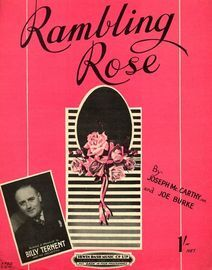 Rambling Rose - As performed by Paul Roussel