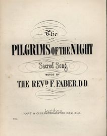 Pilgrims of the Night - Sacred song