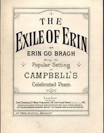 The Exile of Erin or