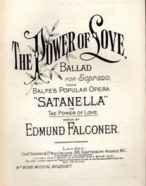 The Power of Love - Ballad for Soprano from Balfe's Popular Opera