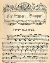 Katty Darling - Musical Bouquet No. 247 - Song for Piano and Voice