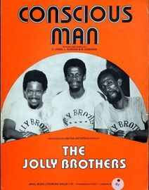 Conscious Man - Recorded on United Artists Records by The Jolly Brothers