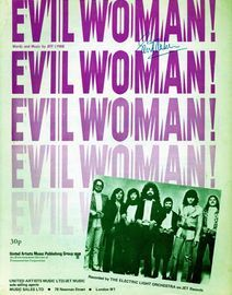 Evil Woman - Featuring The Electric light Orchestra