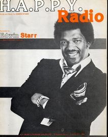 H.A.P.P.Y. Radio - Featuring Edwin Starr