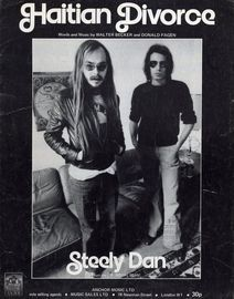 Haitian Divorce - Steely Dan from the LP Royal Scam