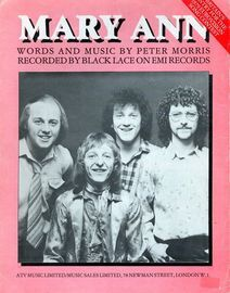 Mary Ann featuring  Black Lace - Britains entry for the 1979 Eurovision song Contest