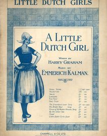 Little Dutch Girls - From