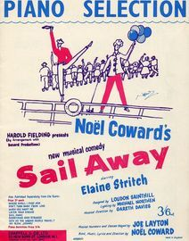 Sail Away - Piano Selection from Noel Cowards Musical Comedy starring Elaine Stritch