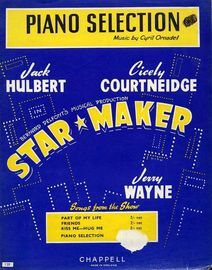 Star Maker - Piano Selection from Bernard Delfont's Music Production