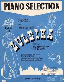 Zuleika - Piano Selection from the Donmar Production Ltd. Musical Comedy