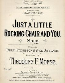 Just a Little Rocking Chair and You - Song