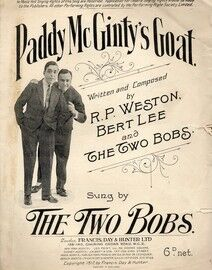 Paddy McGinty's Goat - Song featuring The Two Bobs