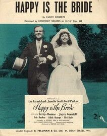 Happy is the Bride - Song from