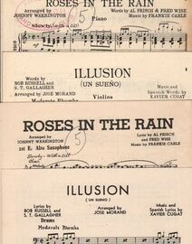 (a) Roses in the Rain  &  (b) Illusion - Rumba