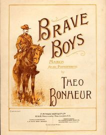 Brave Boys - March for the Pianoforte