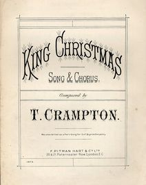 King Christmas - Song with Chorus