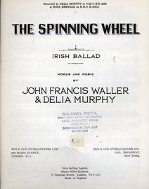 The Spinning Wheel (Irish Ballad) - Song in the Key of G Major
