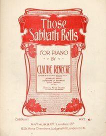 Those Sabbath Bells for Piano