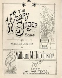 The Weary Singer - Song