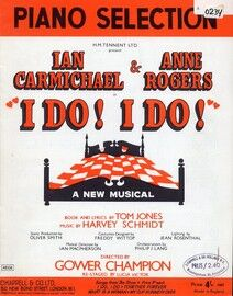 I Do! I Do! - Piano Selection - A New Musical with Ian Carmichael and Anne Rogers