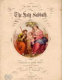 The Holy Sabbath - A selection of sacred pieces for piano - Book 1
