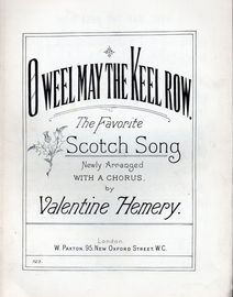 O Weel May the Keel Row - The favourite scotch song