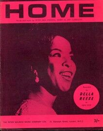 Home - Song - Featuring Della Reese