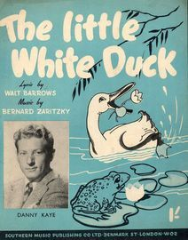 The Little White Duck - Featuring Danny Kaye
