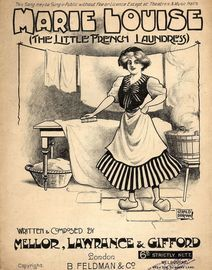 Marie Louise (The Little French Laundress)