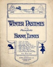 Christmas Tree - From Winter Pastimes for the Pianoforte