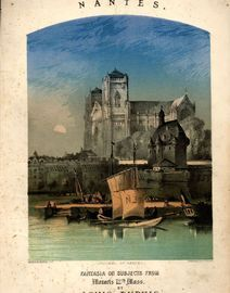 Nantes (fantasia on subjects from Mozarts Twelfth Mass)  - Cathedral Gems Series No. 1