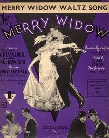 Merry Widow Waltz Song - from