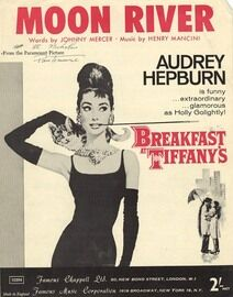 Moon River - Audrey Hepburn - Breakfast at Tiffanys