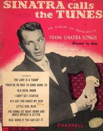 Sinatra Calls the Tunes - An Album of Favourite Frank Sinatra Songs Recorded by him