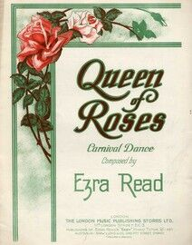 Queen of Roses - Carnival Dance for Piano