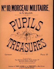 Morceau Militaire - From