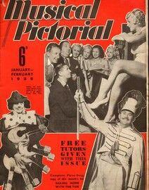 Musical Pictorial - January / February 1936 - Featuring