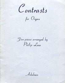 Contrasts for Organ - Five Pieces