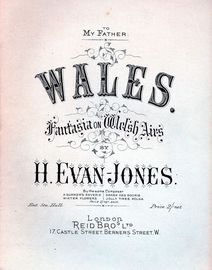 Wales - Fantasia on Welsh Airs
