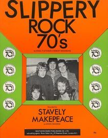 Slippery Rock 70's - Recorded by Stavely Makepeace on Spark Records