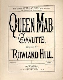 Queen Mab - Gavotte - Played by Bands of the Glasgow International Exhibition